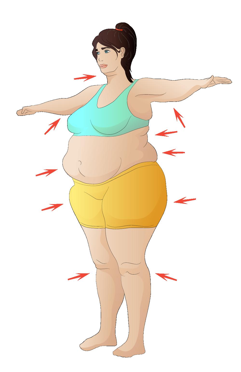 Odchudzanie przed