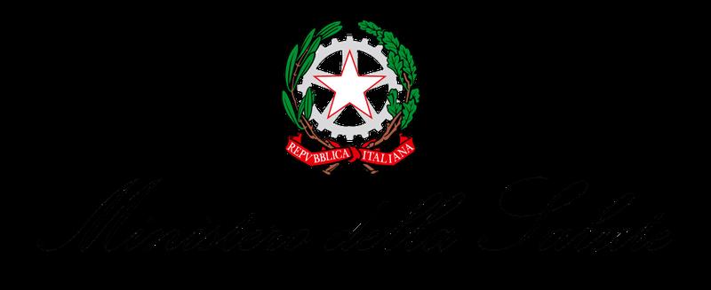 Logo ministero salute italia