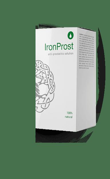 IronProst от простатита в Константиновке